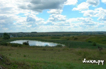 Озеро в Дедлово